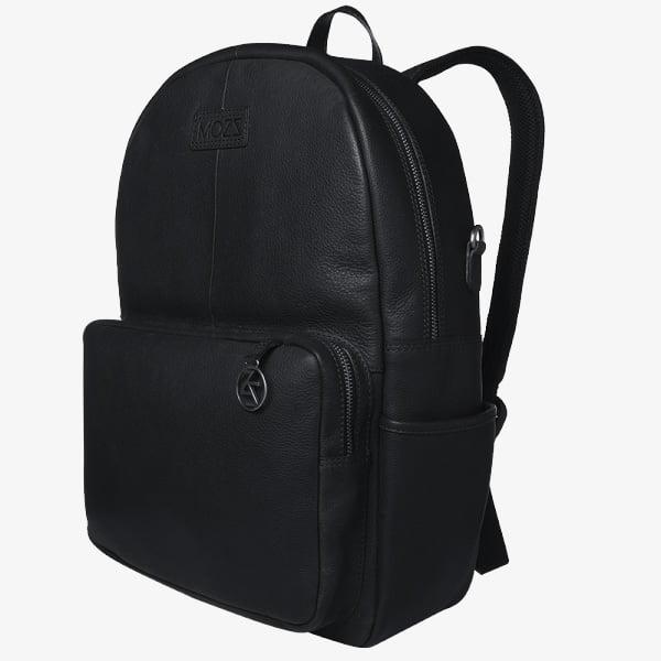 Wickeltasche Rucksack Schwarz Beautiful Backpack
