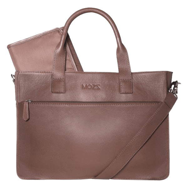 Diaper bag taupe