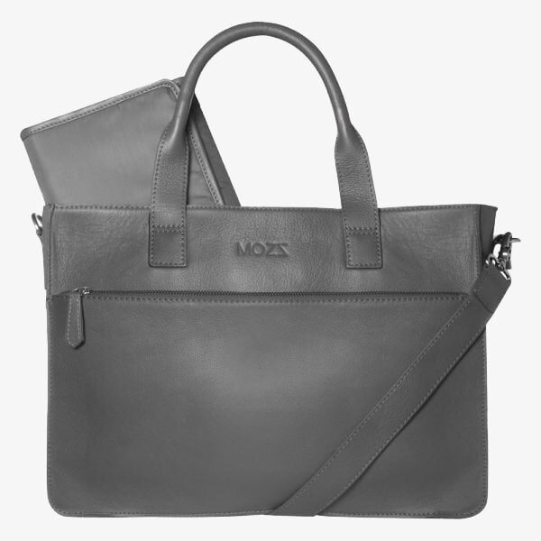 DIAPER BAG GREY BELOVED BLAZE
