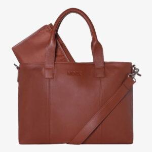 Diaper Bag Cognac Beloved Bliss