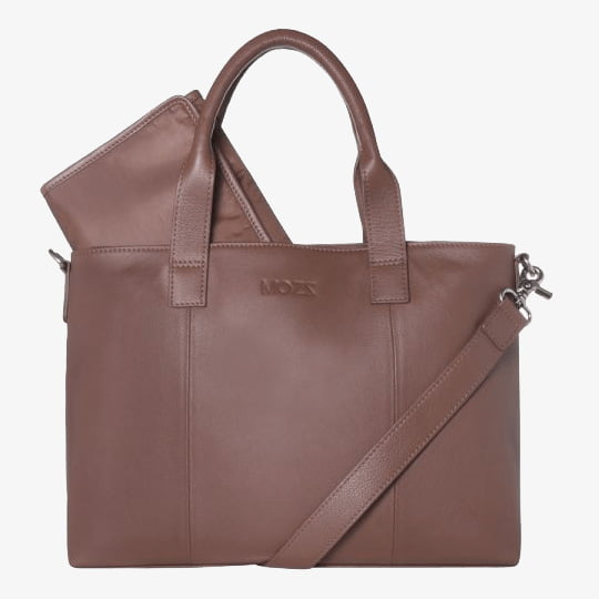 Wickeltasche Taupe Beloved Bliss