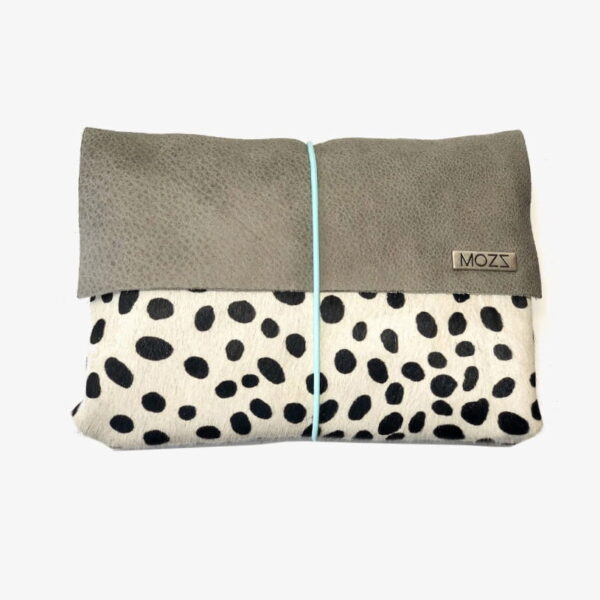Diaper Pouch Leather