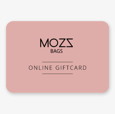 Babyshower Giftcard Mozz Bags