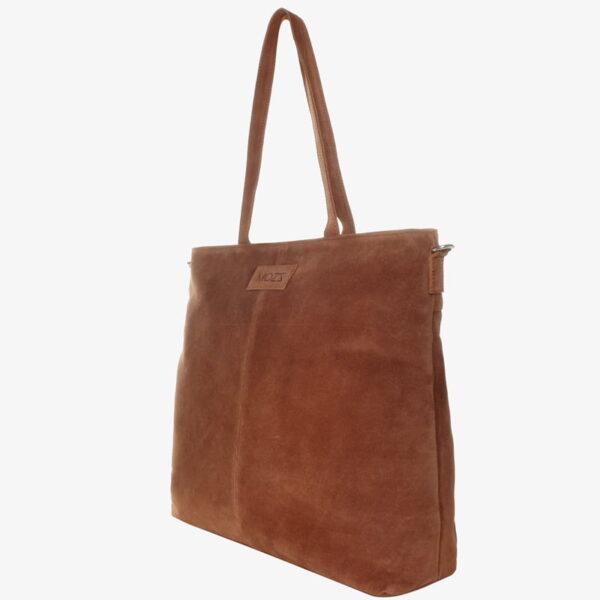 Luiertas cognac Mozz Bags