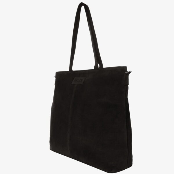 Luiertas zwart Mozz Bags