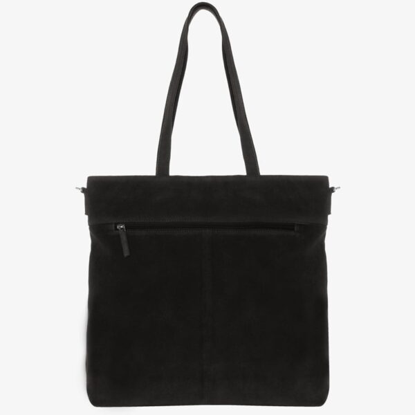 MOZZ Bag  Black Back