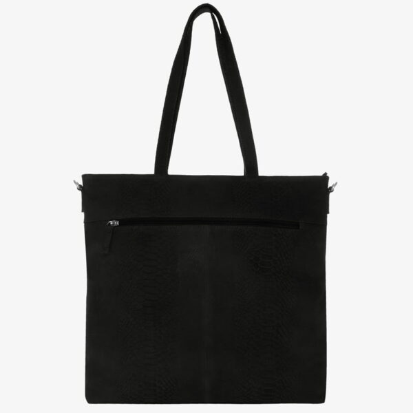 Luiertas zwart mom bag Mozz Bags