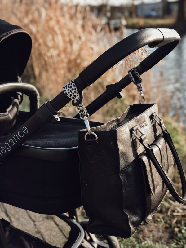 Bag hooks pram and buggy