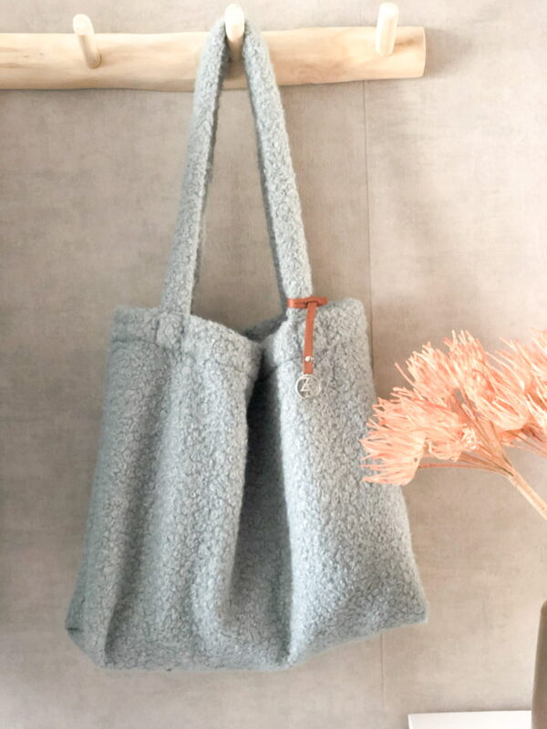 Mom Bag Easy Going Boucle Groen