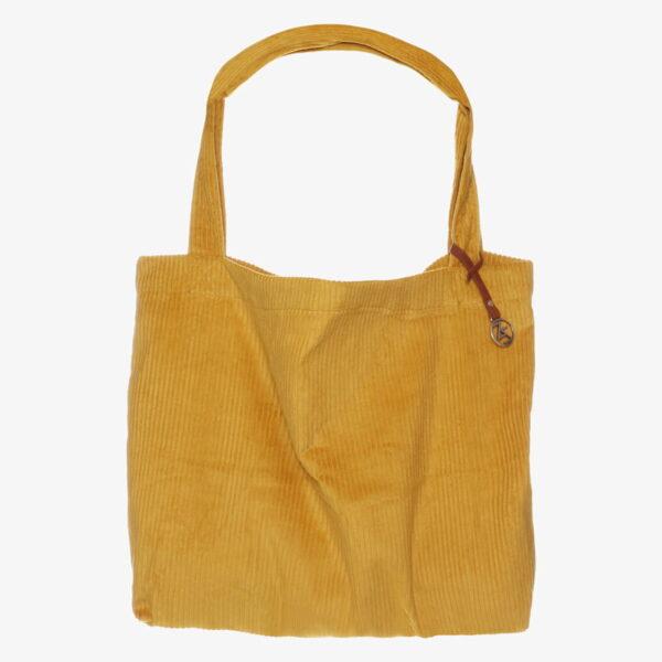 Mom Bag Easy going tote bag corduroy ochre