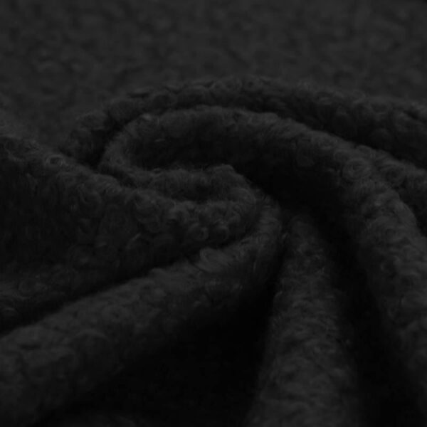boucle zwart