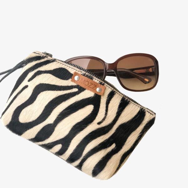 Zonnebril hoes Zebra