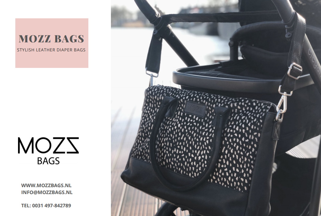 Luiertassen Mozz Bags Lookbook