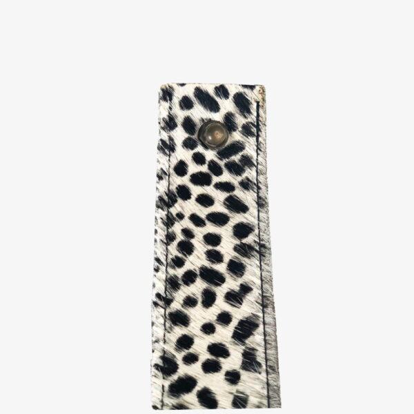 Plankendragers leer baby cheetah wit