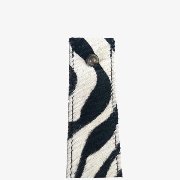 Plankendragers leer zebra
