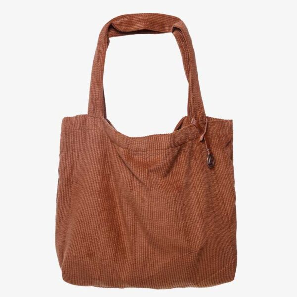 Mom Bag easy going cognac tote bag