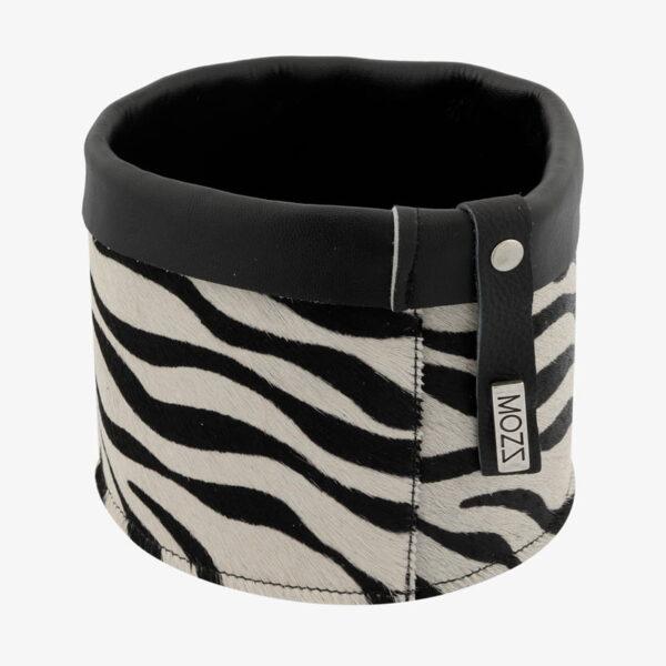commodemandjes leer Zebra