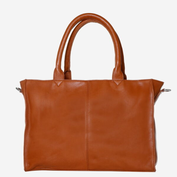 Beloved Wickeltasche Cognac Mozz Bags