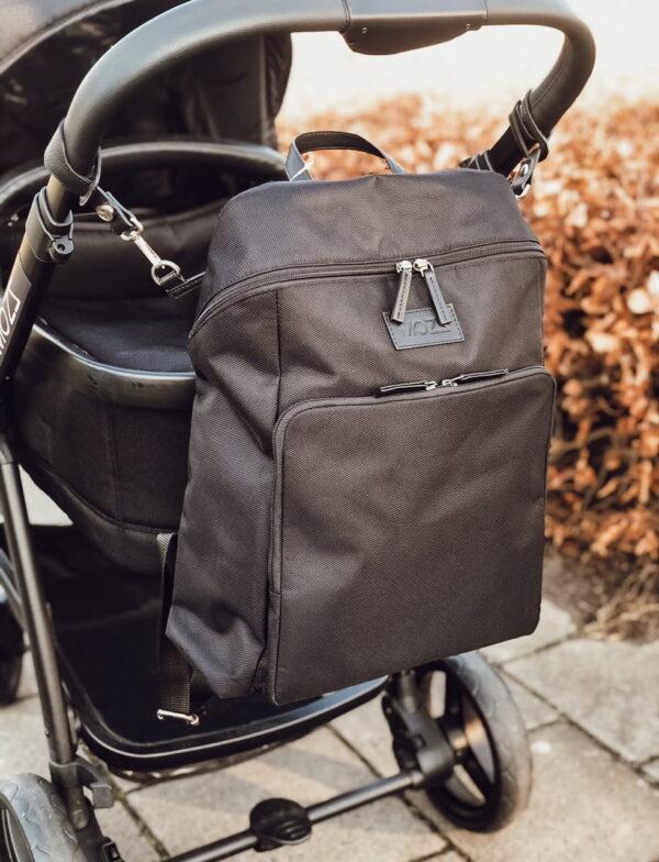 Luiertas kopen? Blended Slim Backpack