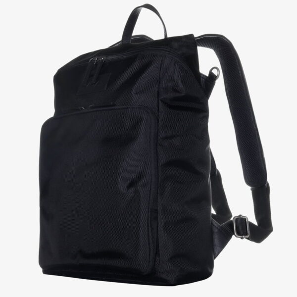 diaper bag backpack black blended