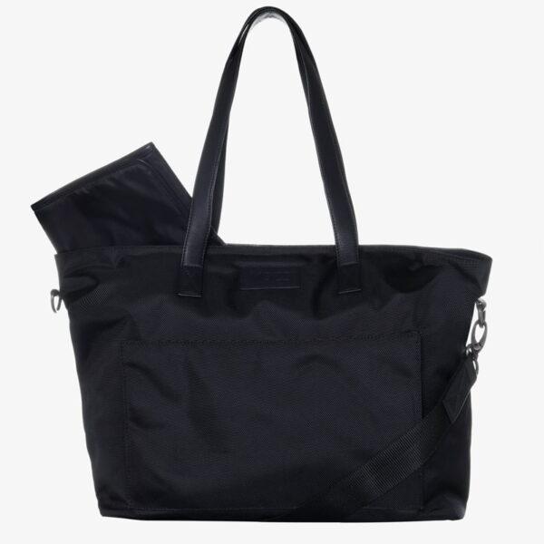 Diaper bag black blended