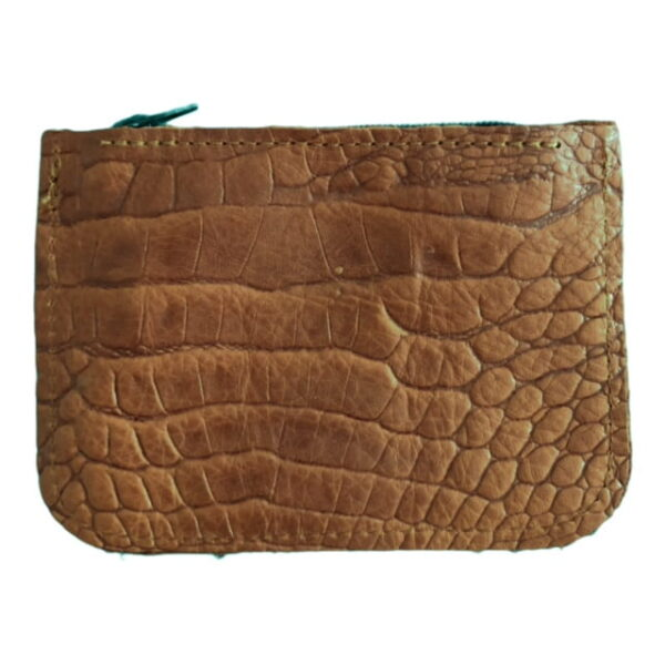Wallet Camel Crocodile