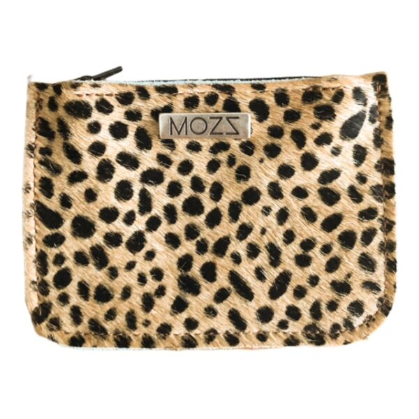 Baby Cheetah Beige Zwart Croco