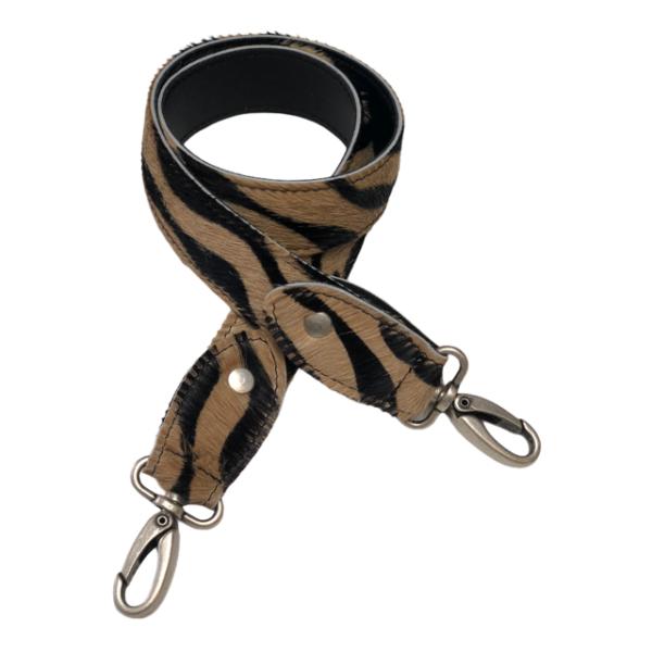 Stroller Strap XL Zebra Beige